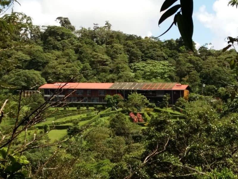 Rio Celeste Eco-Lodge