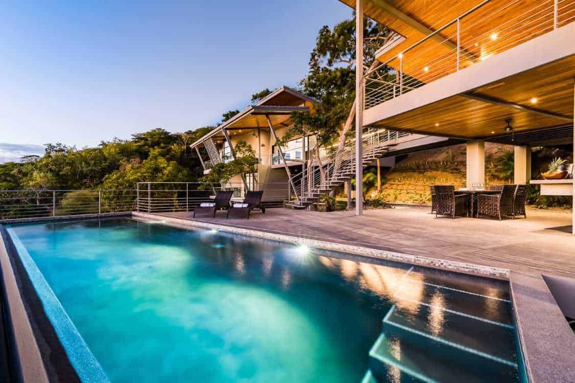 Ocean view villa with Infinity Pool