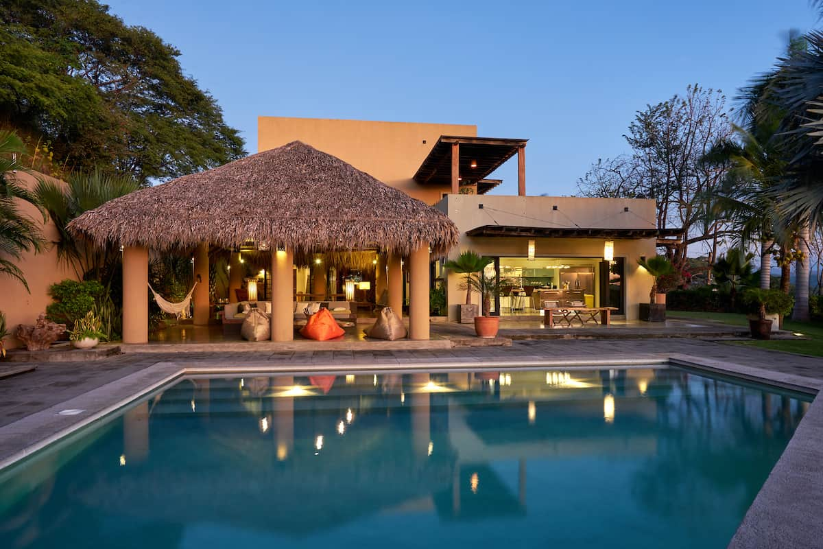A Wonderful Villa in the Mountains of Tamarindo